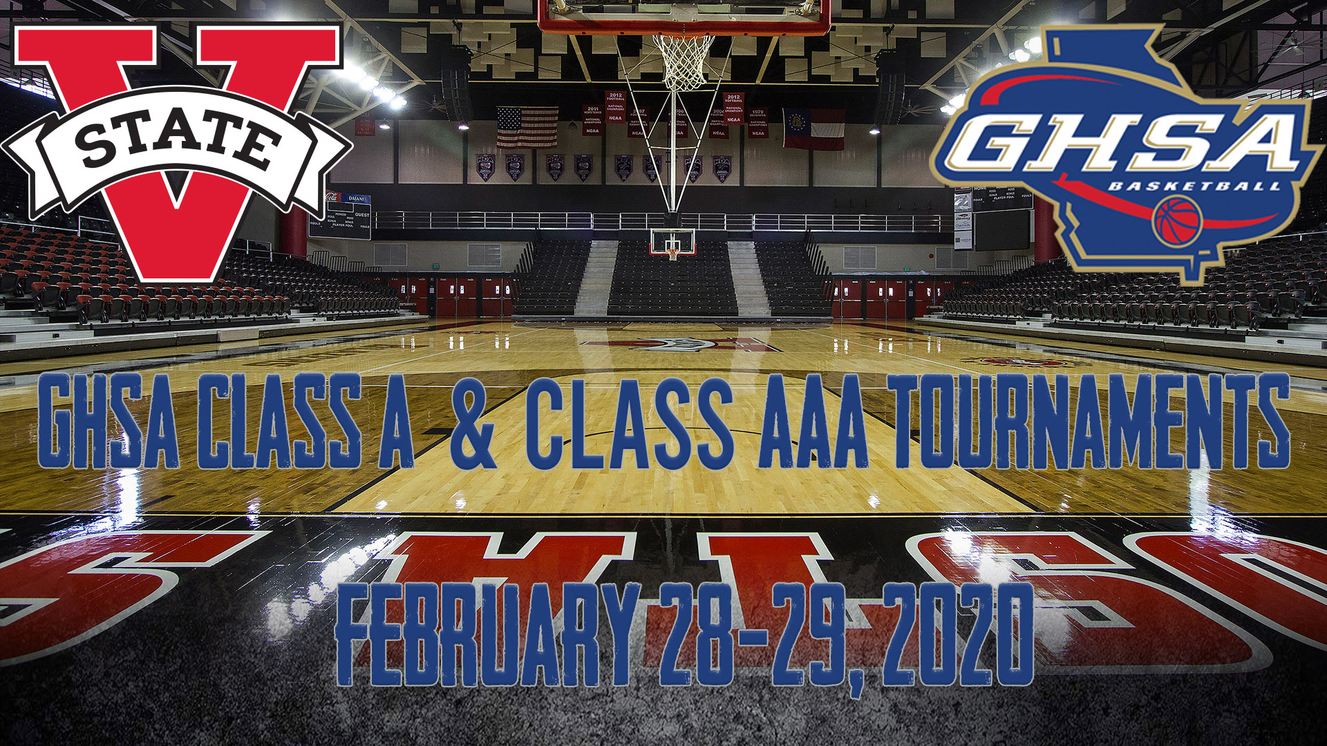Valdosta State To Host 2020 Ghsa Class A And Class 3a Semifinals Valdosta State University Athletics